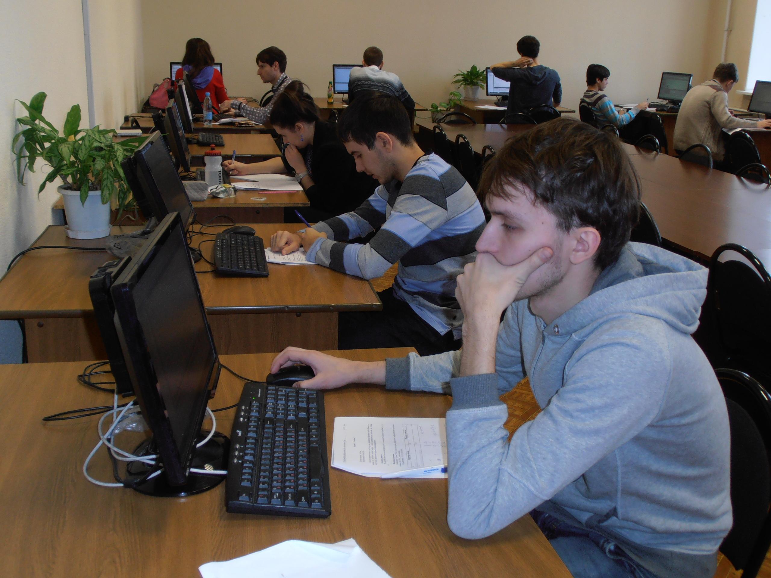 III Межвузовская олимпиада по информатике и информационным технологиям (Кафедра ВТИК ФГБОУ ВПО УГНТУ)